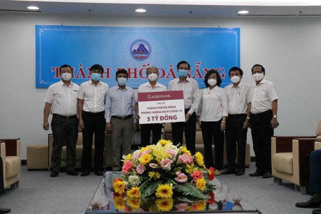 Agribank ủng hộ Đà Nẵng 5 tỷ, Quảng Nam 3 tỷ phòng, chống dịch Covid-19 - Ảnh 1.