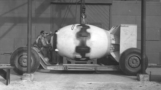 Vì sao Mỹ thả quả bom nguyên tử thứ hai sau khi hủy diệt Hiroshima - Ảnh 1.