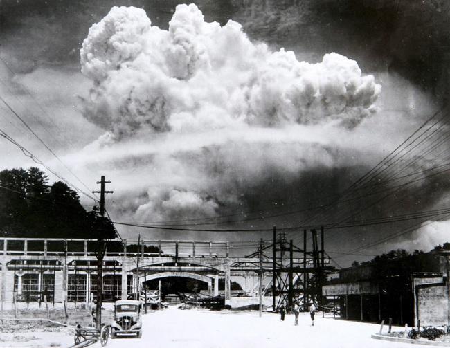 Vì sao Mỹ thả quả bom nguyên tử thứ hai sau khi hủy diệt Hiroshima - Ảnh 2.