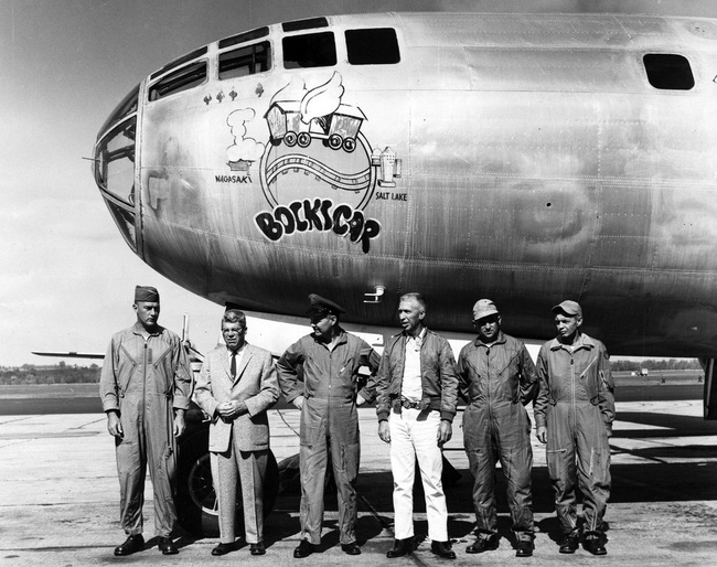 Vì sao Mỹ thả quả bom nguyên tử thứ hai sau khi hủy diệt Hiroshima - Ảnh 3.