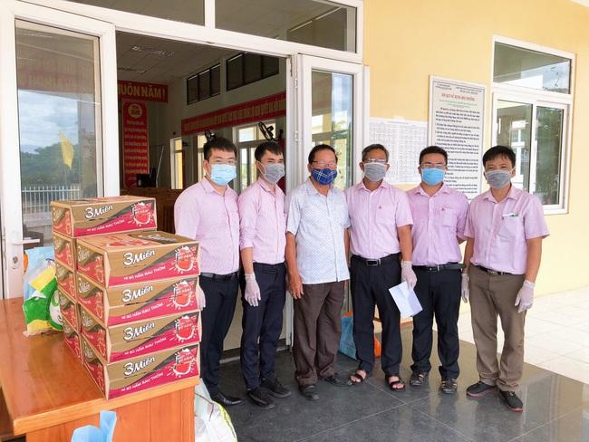Đà Nẵng: Ngân hàng Chính sách xã hội tiếp sức cùng thành phố phòng chống dịch Covid-19 - Ảnh 5.