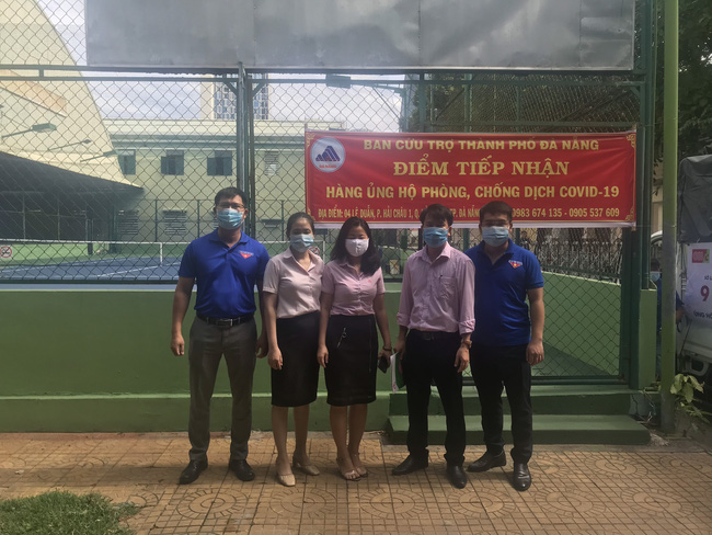 Đà Nẵng: Ngân hàng Chính sách xã hội tiếp sức cùng thành phố phòng chống dịch Covid-19 - Ảnh 3.
