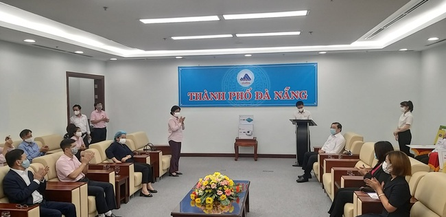Đà Nẵng: Ngân hàng Chính sách xã hội tiếp sức cùng thành phố phòng chống dịch Covid-19 - Ảnh 2.