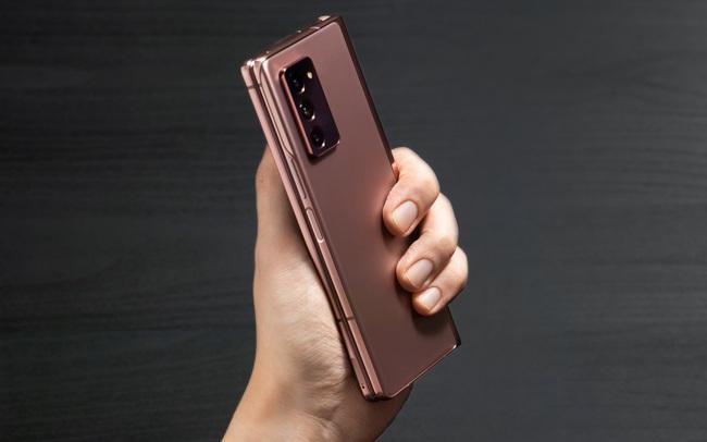 Smartphone màn hình gập Galaxy Z Fold 2 vừa ra mắt có gì đặc biệt? - Ảnh 3.