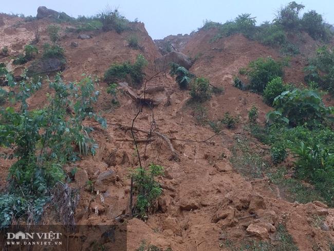 Gần chục nghìn m3 đất đồi chân bãi thải mỏ than Yên Phước bị sụt lún - Ảnh 3.