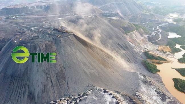 Quảng Ninh: Cho phép dùng đất đá thải mỏ san nền dự án nhà máy may - Ảnh 2.