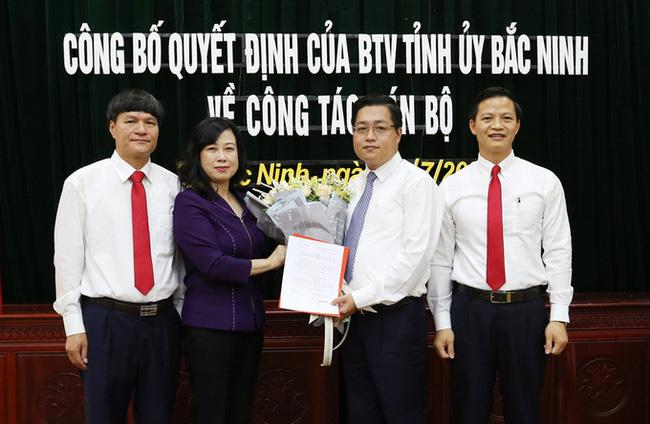 Bắc Ninh: Ông Nguyễn Nhân Chinh rời ghế Bí thư Thành ủy sau 15 ngày - Ảnh 1.