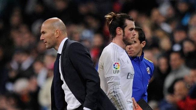 Bale sẵn sàng đối đầu với ông thầy người Pháp