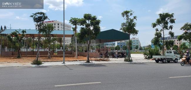 Quảng Ninh: Công trình trái phép, bị lập biên bản vẫn cố xây tiếp - Ảnh 1.