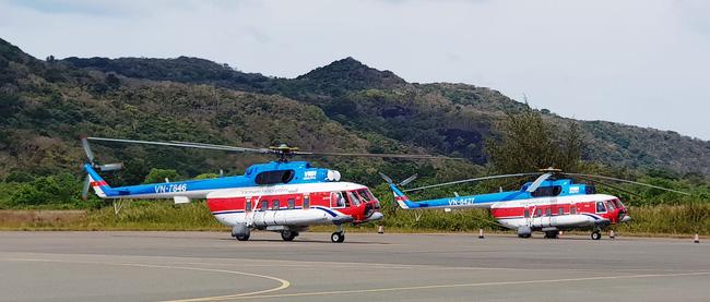 Thi tốt nghiệp THPT: 3 huyện đảo vận chuyển đề thi bằng máy bay, tàu cao tốc - Ảnh 1.