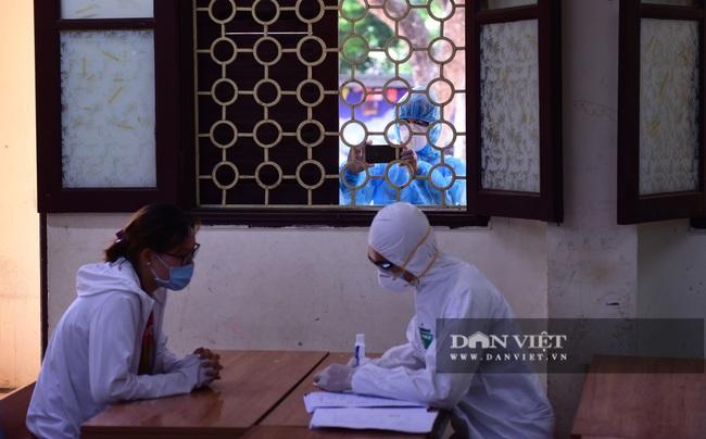 Người Hà Nội từ Đà Nẵng trở về đi xét nghiệm PCR - Ảnh 6.