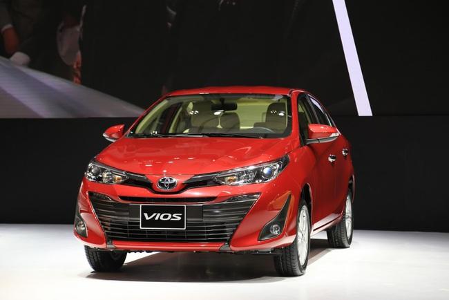 """Toyota Vios vẫn là """"mẫu xe quốc dân"""" ở Việt Nam nhưng hãy coi chừng Honda City - Ảnh 1."""
