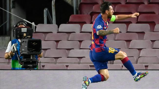 Nhờ Messi, Barca đã kiếm bao nhiêu tiền tại Champions League mùa này? - Ảnh 2.
