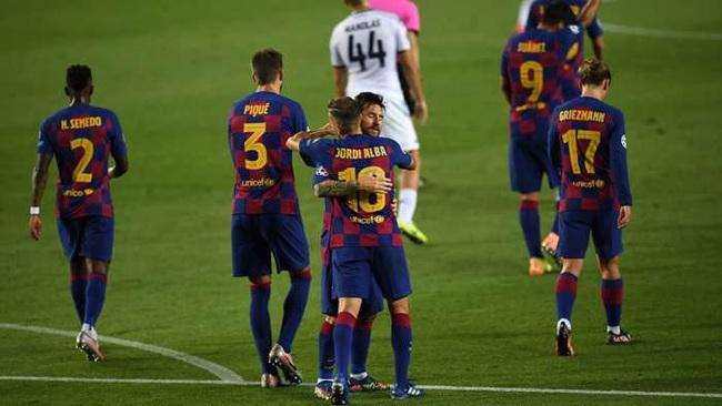Nhờ Messi, Barca đã kiếm bao nhiêu tiền tại Champions League mùa này? - Ảnh 1.