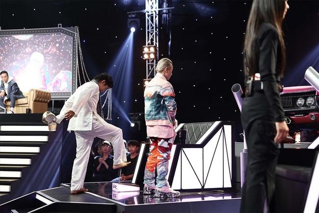 """Lý do gì khiến rapper Binz bị đồng nghiệp tuyên bố """"cạch mặt"""" ngay trên sóng truyền hình - Ảnh 3."""