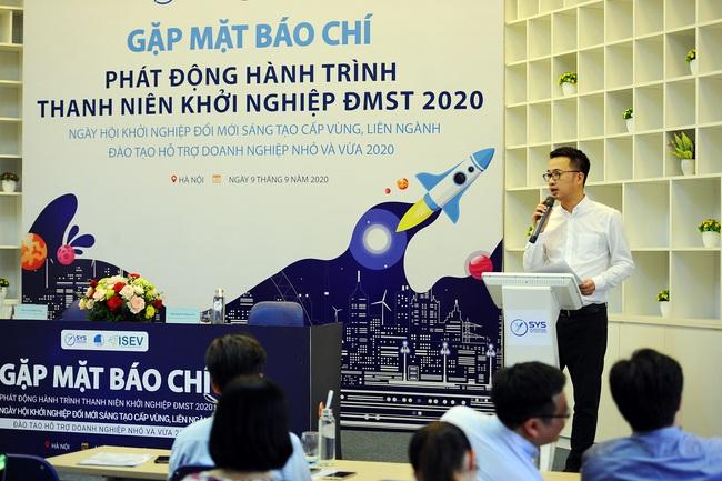Phát động Hành trình Thanh niên khởi nghiệp đổi mới sáng tạo 2020 - Ảnh 3.