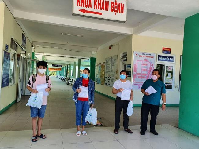 Nhiều ca mắc Covid-19 xuất viện, Bệnh viện Phổi Đà Nẵng sẽ tiếp nhận bệnh nhân lại vào 14/9 - Ảnh 1.