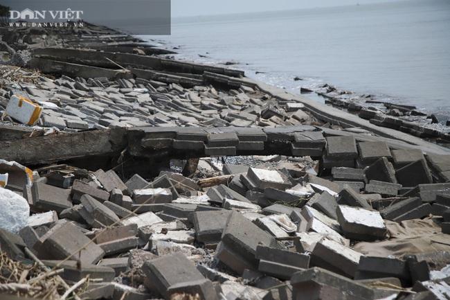 Sông Đà Hà Nội hút cát tàn phá biển tại Nam Định và những con số lớn khủng khiếp - Ảnh 3.