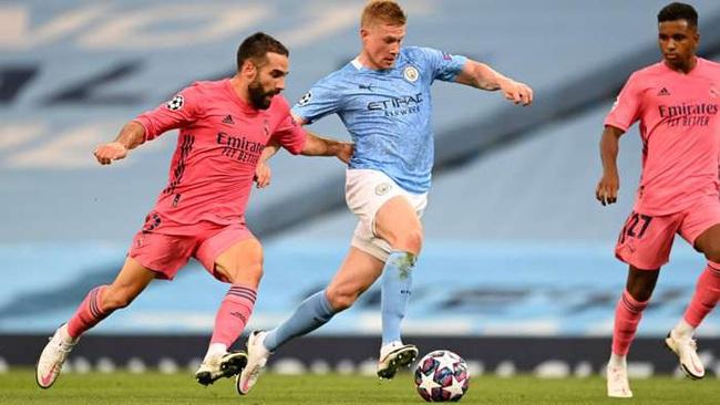 Man City mua hụt Messi, De Bruyne phản ứng cực phũ - Ảnh 1.