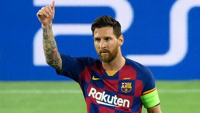 Quan hệ Messi và Barca được dự đoán cái kết bất ngờ - Ảnh 2.