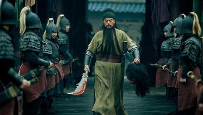 """Tại sao Quan Vũ được gọi là """"sát thần"""" thời Tam quốc? - Ảnh 2."""