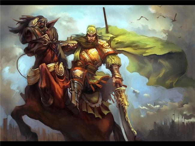 """Tại sao Quan Vũ được gọi là """"sát thần"""" thời Tam quốc? - Ảnh 5."""