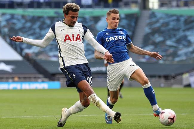 """Tottenham thua Everton, Mourinho chê học trò """"quá lười biếng"""" - Ảnh 1."""
