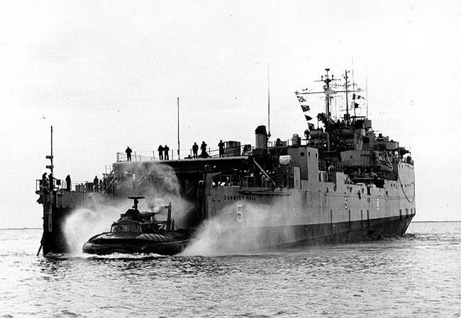 Ngạc nhiên tàu khí đệm độc nhất trong Chiến tranh Việt Nam - Ảnh 2.