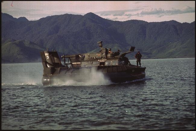 Ngạc nhiên tàu khí đệm độc nhất trong Chiến tranh Việt Nam - Ảnh 3.