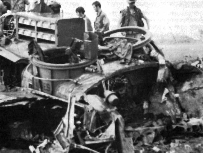 Ngạc nhiên tàu khí đệm độc nhất trong Chiến tranh Việt Nam - Ảnh 5.