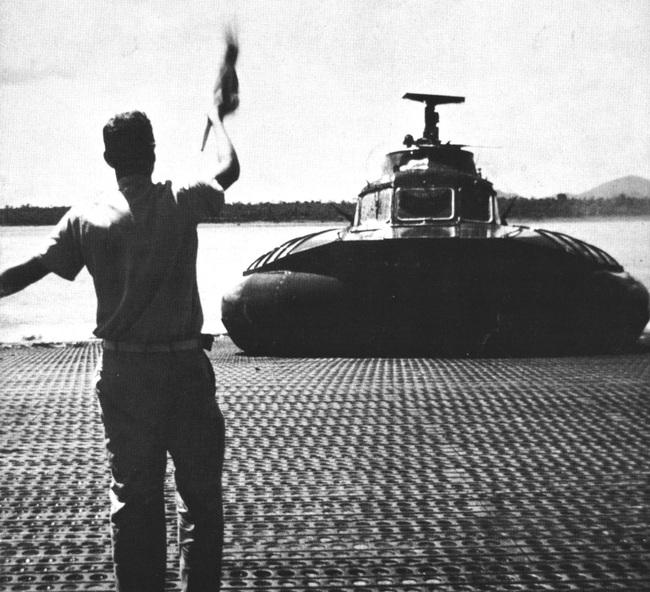 Ngạc nhiên tàu khí đệm độc nhất trong Chiến tranh Việt Nam - Ảnh 10.