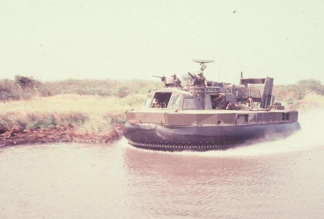 Ngạc nhiên tàu khí đệm độc nhất trong Chiến tranh Việt Nam - Ảnh 11.