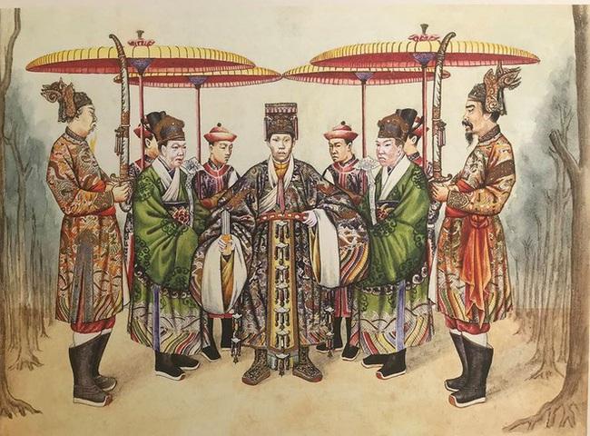 """Khám phá chi tiết """"độc, lạ"""" trong trang phục thái giám triều Nguyễn - Ảnh 5."""
