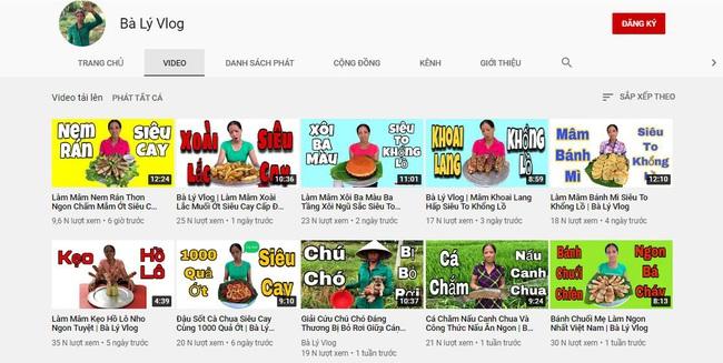 """Lý do gì khiến đối thủ của bà Tân Vlog bị dân mạng kêu gọi tẩy chay, """"đánh sập"""" Youtube? - Ảnh 1."""