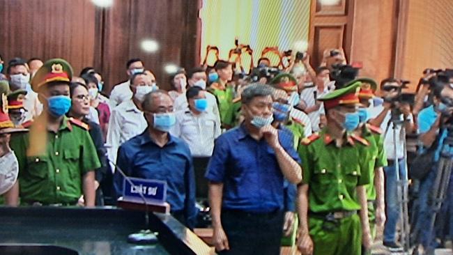 Xét xử nguyên Phó chủ tịch TP.HCM Nguyễn Thành Tài: Bị cáo Tài nói không chịu áp lực chỉ đạo từ cấp! - Ảnh 1.