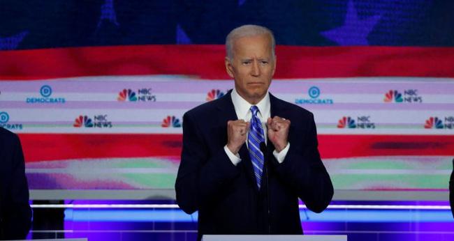 Bầu cử Mỹ: Biden mắc lỗi sai ngớ ngẩn, dấy lên tin đồn về sức khỏe  - Ảnh 1.