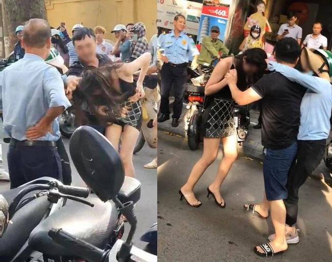 Điều tra vụ chồng chở bồ nhí trên xe Luxes LX 570 bị vợ lao vào đánh ghen - Ảnh 1.