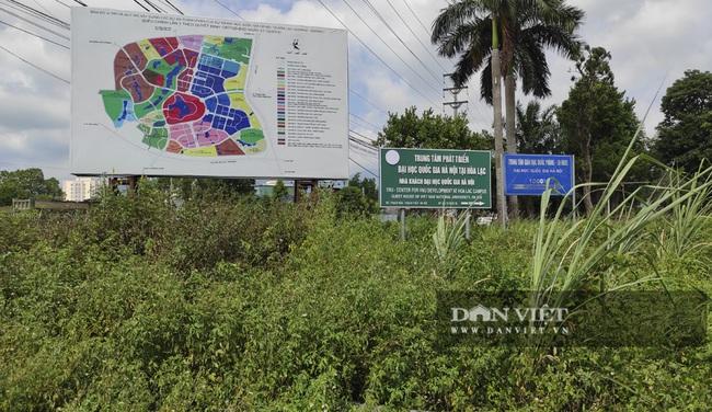 Bài 1: Hàng nghìn người dân sống khổ sở vì dự án ĐHQG Hà Nội ở Hòa Lạc - Ảnh 8.