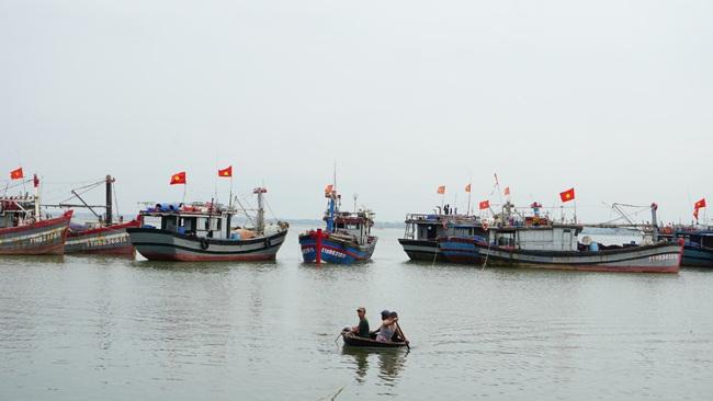 TT-Huế khẩn trương sơ tán hơn 106.000 người, học sinh toàn tỉnh nghỉ học    - Ảnh 2.