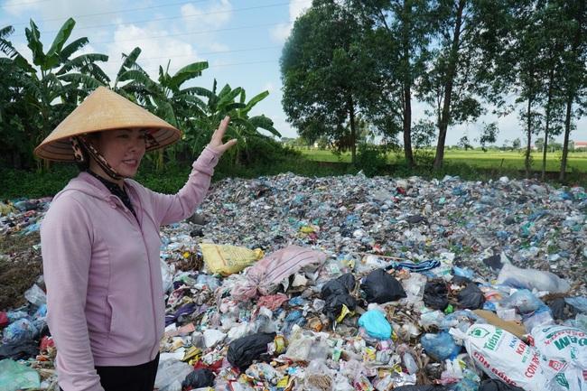 """Bắc Ninh: Biến rác bếp, rác chợ thành phân hữu cơ, tưới đường hoa, ruộng lúa, rau xanh mướt, ăn """"ngon, giòn và an toàn"""" - Ảnh 7."""