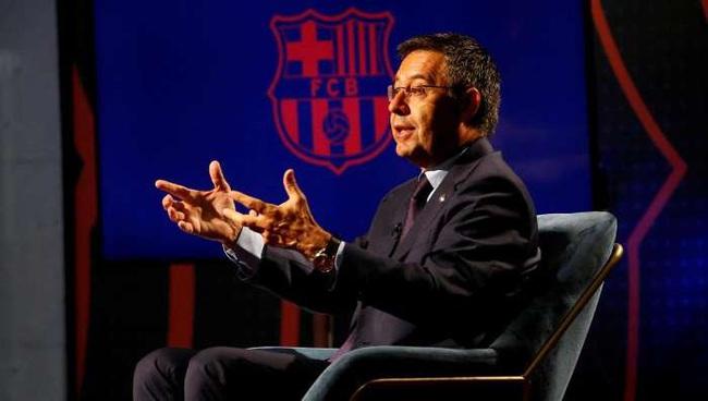 """NÓNG: Kiến nghị """"tống cổ"""" Chủ tịch Barca được thông qua - Ảnh 1."""