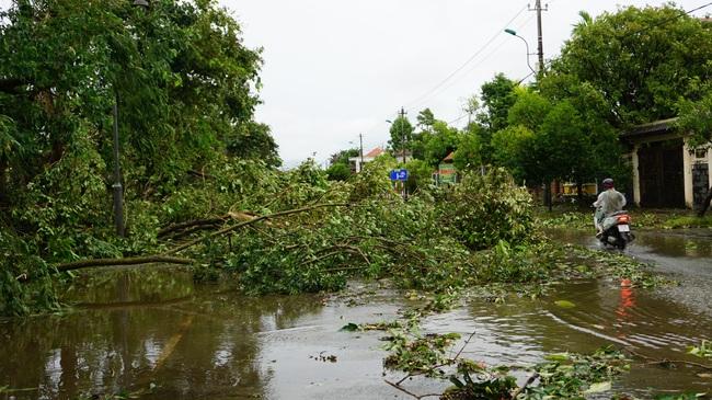 Chủ tịch TT-Huế yêu cầu không để xảy ra trục lợi trong hỗ trợ thiệt hại do bão  - Ảnh 2.