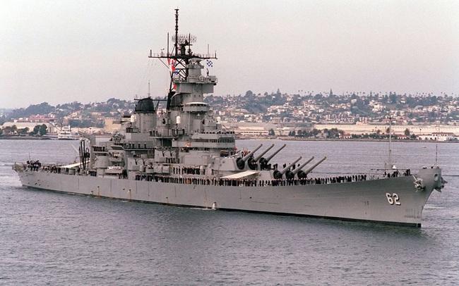 Đi tìm thiết giáp hạm duy nhất Mỹ từng dùng trong CTVN - Ảnh 2.