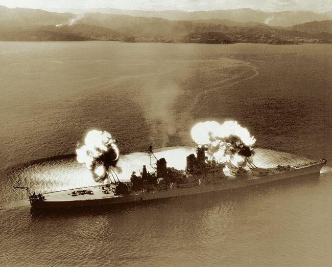 Đi tìm thiết giáp hạm duy nhất Mỹ từng dùng trong CTVN - Ảnh 3.