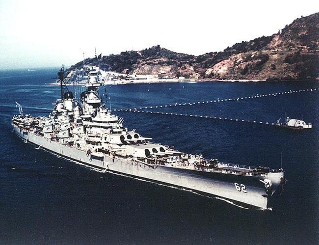 Đi tìm thiết giáp hạm duy nhất Mỹ từng dùng trong CTVN - Ảnh 4.