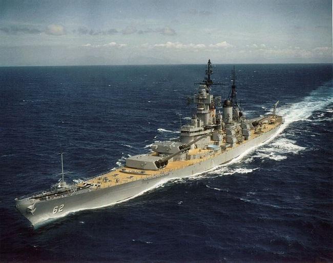 Đi tìm thiết giáp hạm duy nhất Mỹ từng dùng trong CTVN - Ảnh 5.