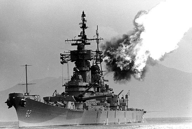 Đi tìm thiết giáp hạm duy nhất Mỹ từng dùng trong CTVN - Ảnh 6.