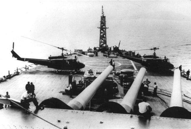 Đi tìm thiết giáp hạm duy nhất Mỹ từng dùng trong CTVN - Ảnh 7.