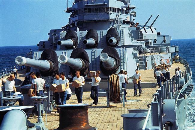 Đi tìm thiết giáp hạm duy nhất Mỹ từng dùng trong CTVN - Ảnh 8.