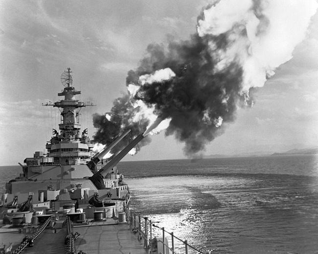 Đi tìm thiết giáp hạm duy nhất Mỹ từng dùng trong CTVN - Ảnh 9.
